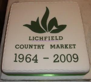Lichfield country market